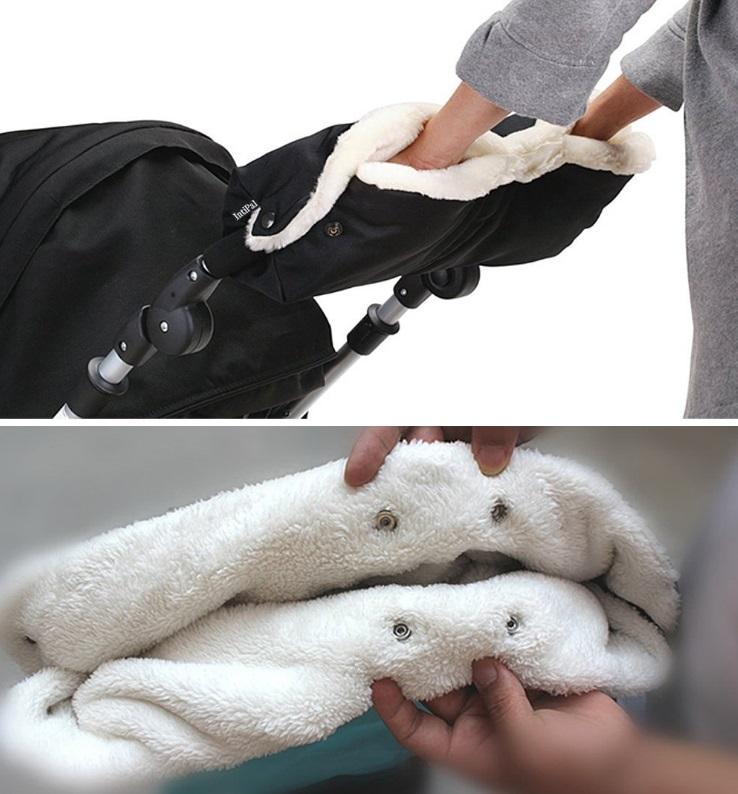 Handwärmer für den Kinderwagen