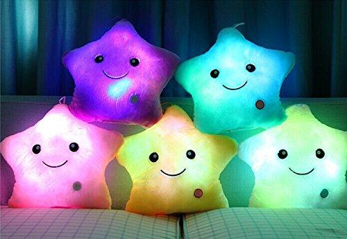 LED Sternkissen für Kinder