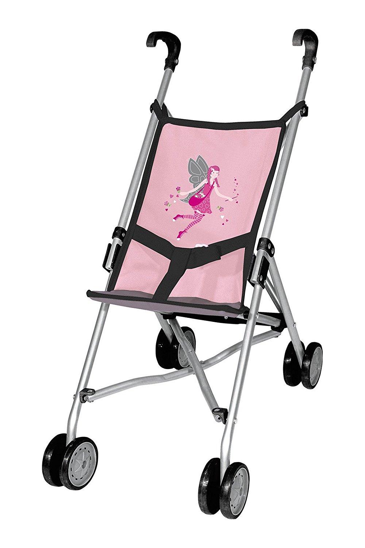 Puppenwagen rosa