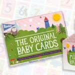 Milestone Baby Cards für das 1. Lebensjahr