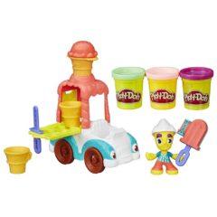 Play-Dooh Eiswagen