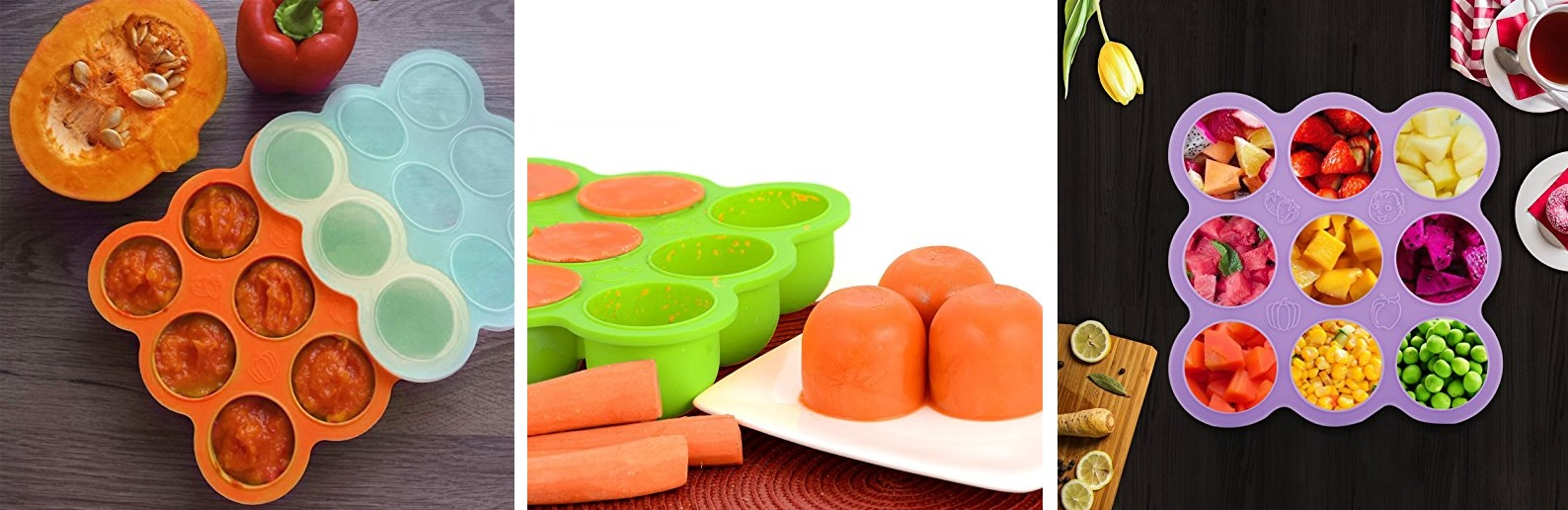 Babybrei aufbewahrung portionierbar