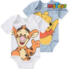 Winnie Puuh Bodies für Babies