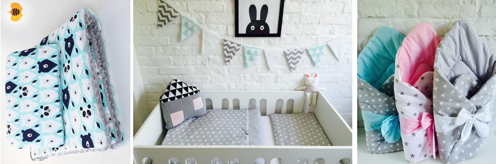 Kinderzimmer dekoideen und Babyhörnchen