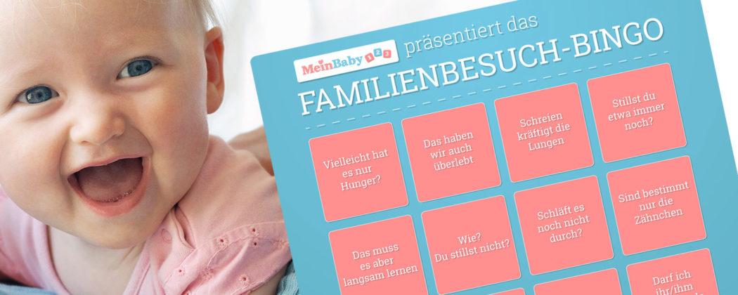 Banner: Bullshit-Bingo: Blöde Fragen & taffe Antworten