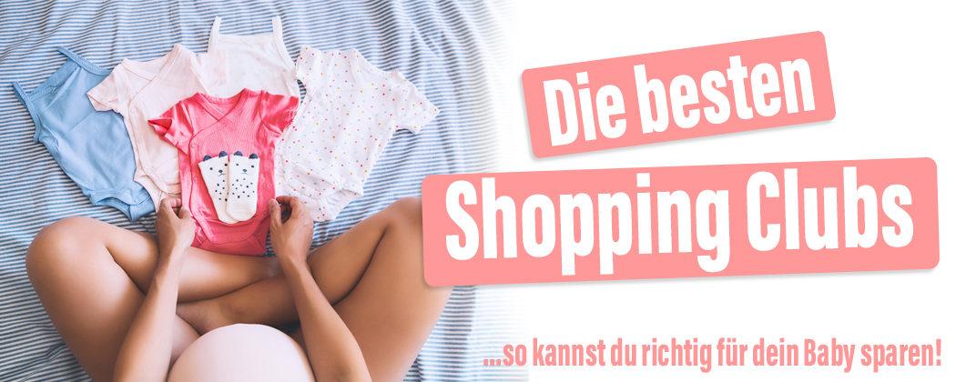 Banner: Die besten Shopping Clubs für Groß und Klein