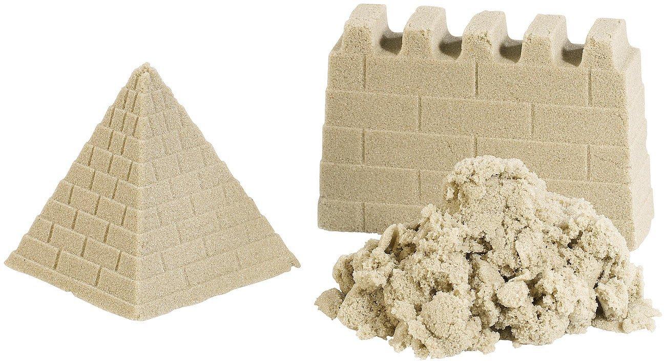 Kinetischer Sand zum Formen und Spielen