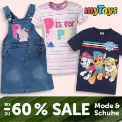 mytoys Sale mit 60% Rabatt