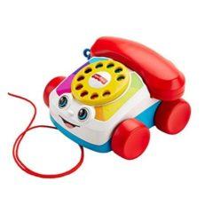 süßes Spielzeugtelefon von Fisher-Price