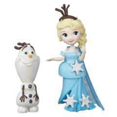Olaf und Elsa