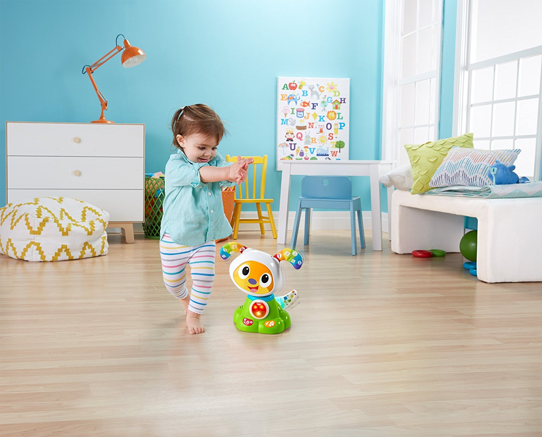 Kind spielt mit Beatbello