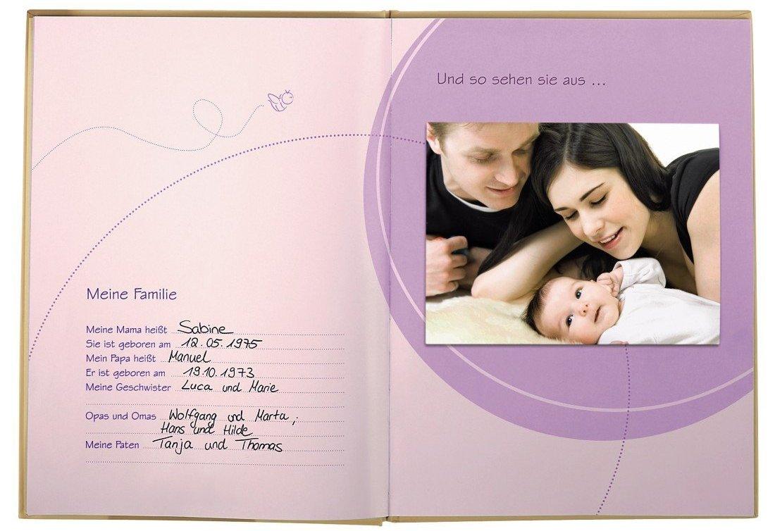 Babytagebuch Familie