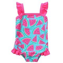 Bikini mit Wassermelonendruck