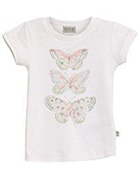 T Shirt mit Schmetterlingen