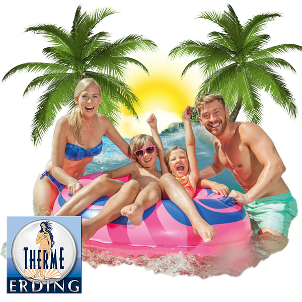 1 Tag Therme Erding