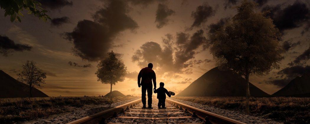Banner: Vaterschaftsanerkennung – Wichtige Informationen auf einen Blick