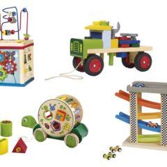 Holzspielzeug aus dem Lidl