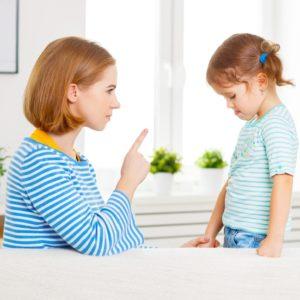 Sinnlose Versprechen/Aussagen in der Erziehung