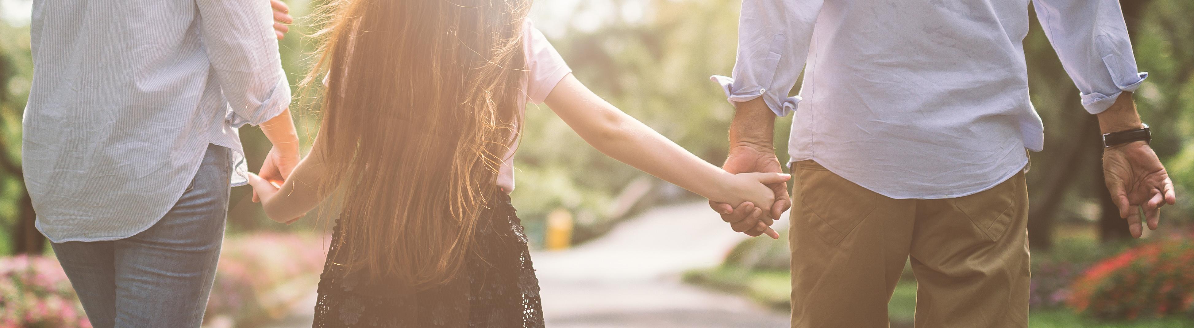 Eltern mit ihrem Kind