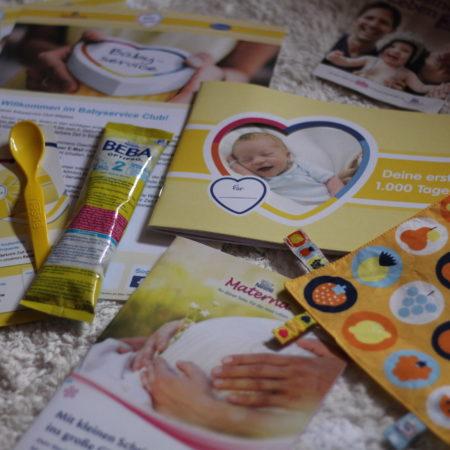Testpaket Babyservice