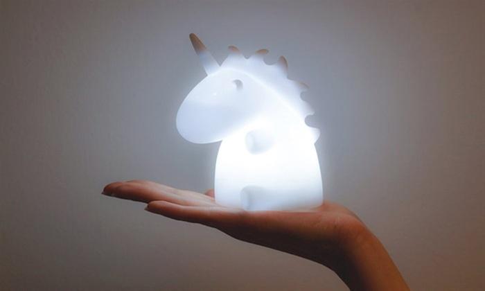Einhorn LED Lampe