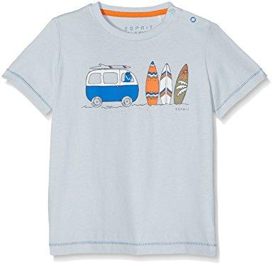 Esprit Shirt mit Surfbrettern und Bulli