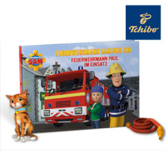Feuerwehrmann Sam Buch