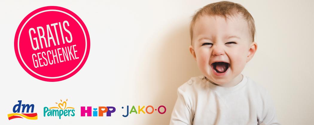 Banner: Babyclubs: Willkommensgeschenke, Gratisproben und Rabatte für dein Baby