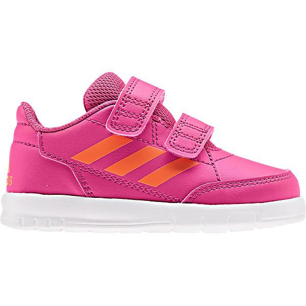 pinker adidas Sneaker für Mädchen