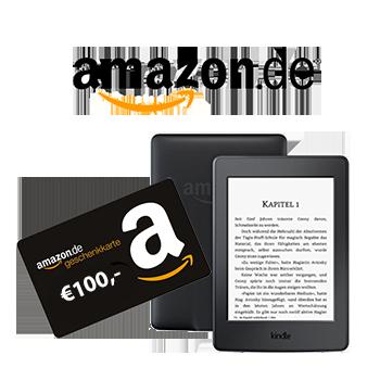 Großes Amazon.de* Gewinnspiel