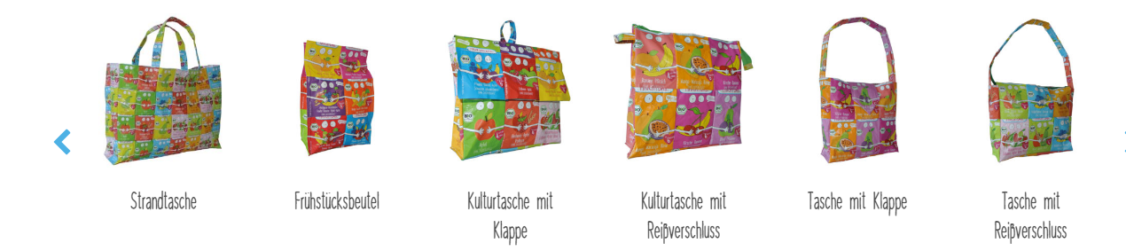 Fruchtbar Upcycling Programm