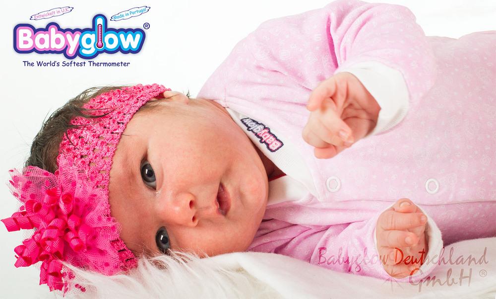 Babyglow Strampelanzug Mädchen