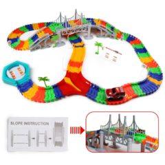 Spielzeugbahn für Mini-Autos