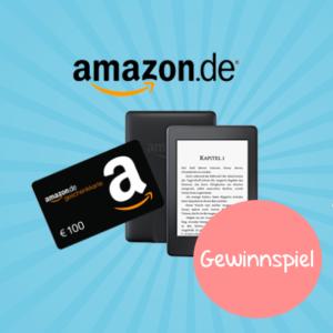 Großes Amazon.de Gewinnspiel