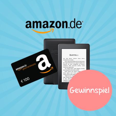 Amazon gewinnspiel abschalten