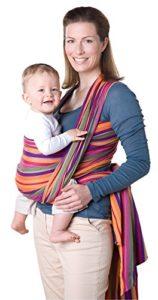 Amazonas Carry Sling lollipop 510 cm Babytragetuch