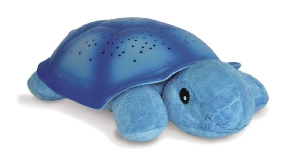 Cloud b 7323-BL Twilight Turtle, blau