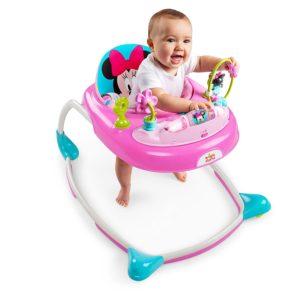 Disney Baby 10139 Minnie Mouse PeekABoo Walker