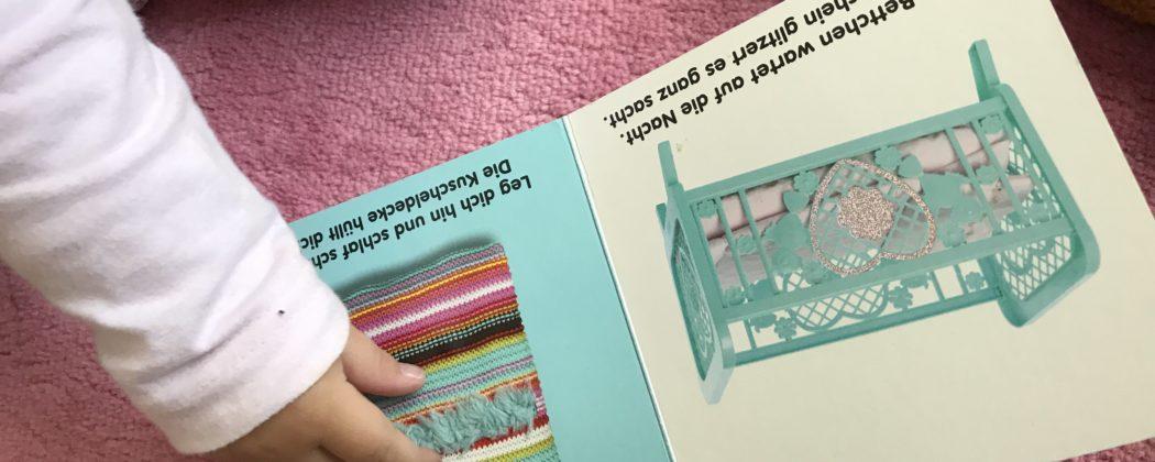 Banner: Mein erstes Fühlbuch