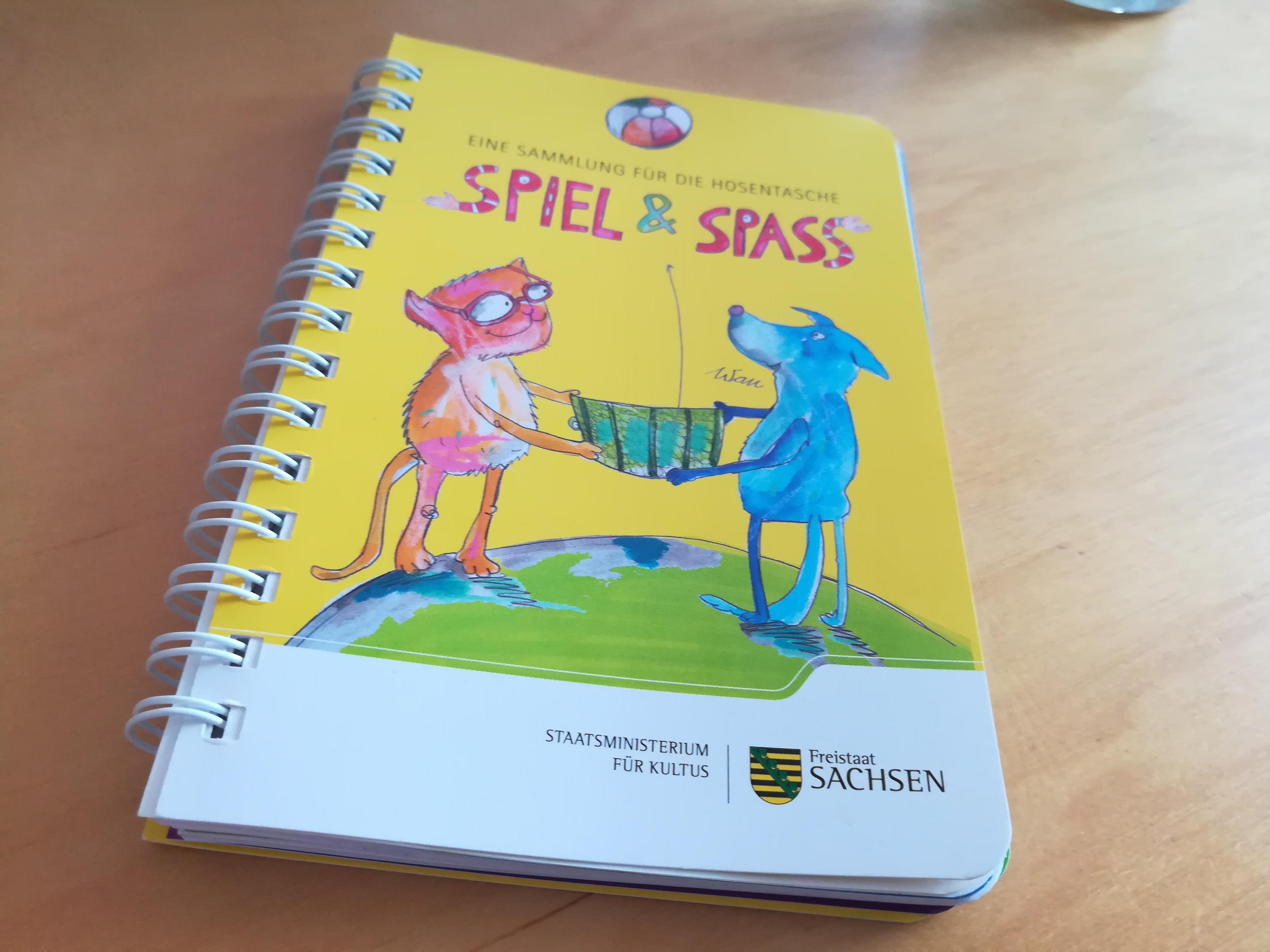 Buch Spiel & Spaß