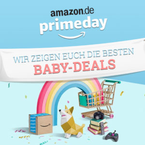 Amazon Prime Day: NUK, Pampers, Philips Avent, Maxi Cosi uvm. im Angebot