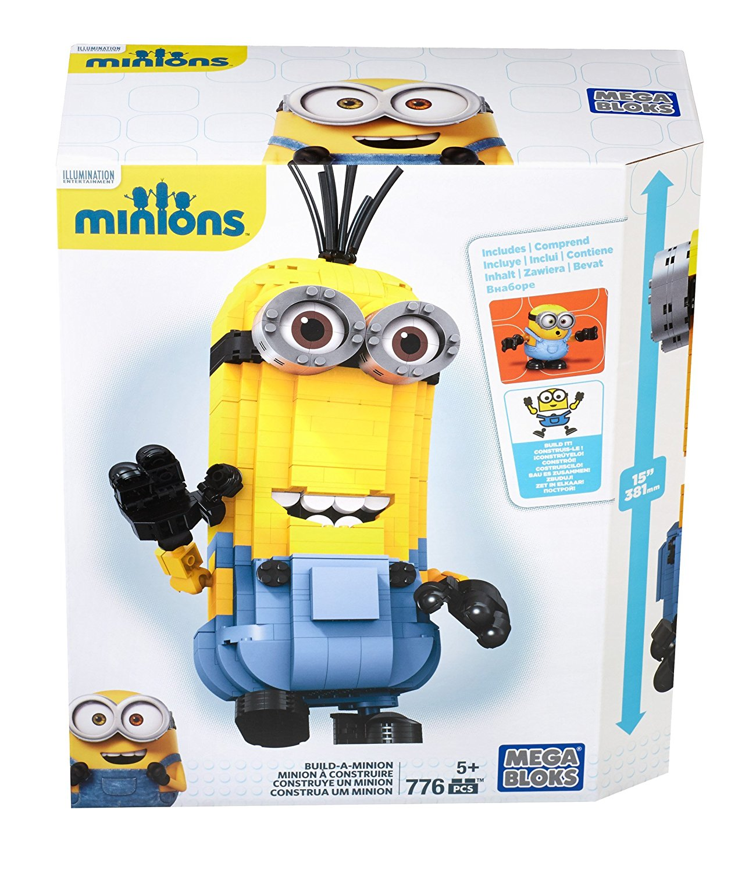 Mattel Minion Mega Bloks