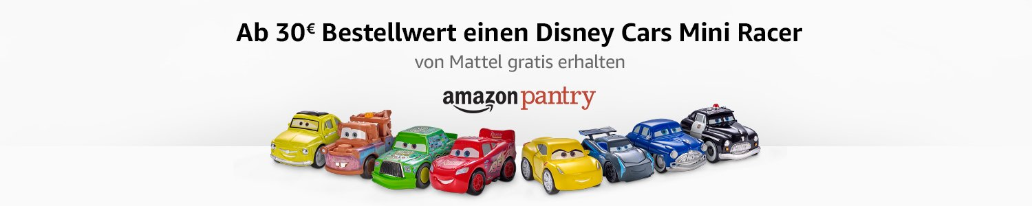Amazon Pantry Autos
