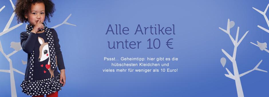 Bonprix unter 10€