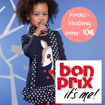 Unter 10€ bei Bonprix
