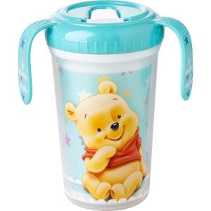Winnie Pooh Becher blau