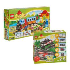 Eisenbahn Lego Duplo Starter Set