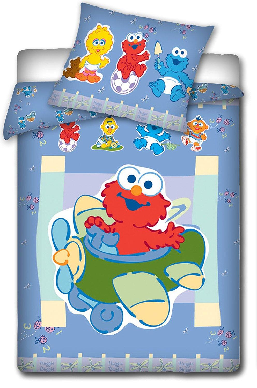 Kinderbettwäsche Sesamstraße