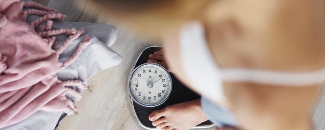 Banner: Gewicht in der Schwangerschaft – was ist normal?