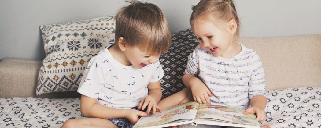 Banner: Warum Lesen für Kinder so wichtig ist